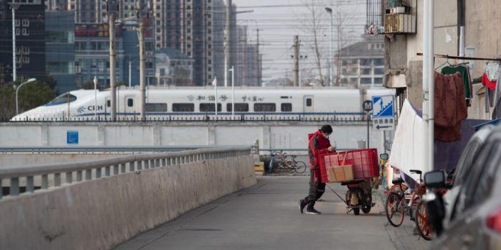 Wuhan on lockdown 1