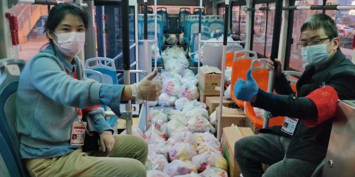 Wuhan on lockdown 10