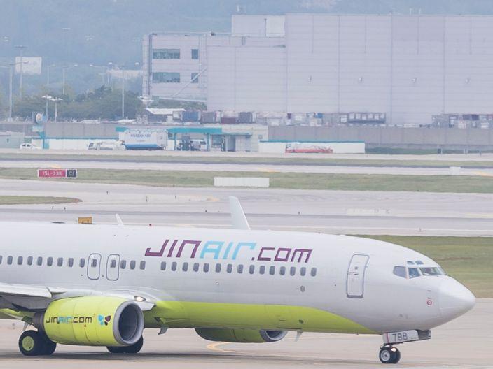 Jin Air Boeing 737