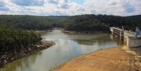 Warragamba Dam 10 Feb 2020