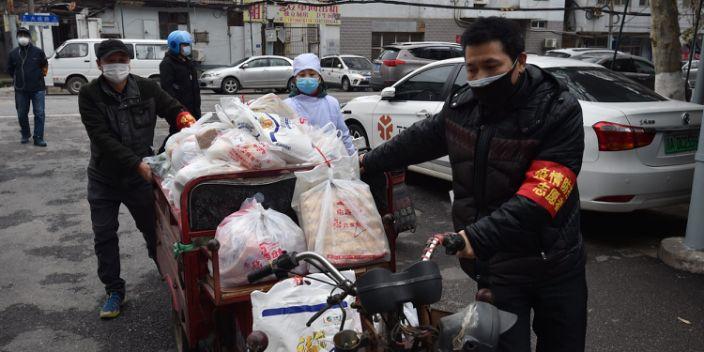 Wuhan on Lockdown 12