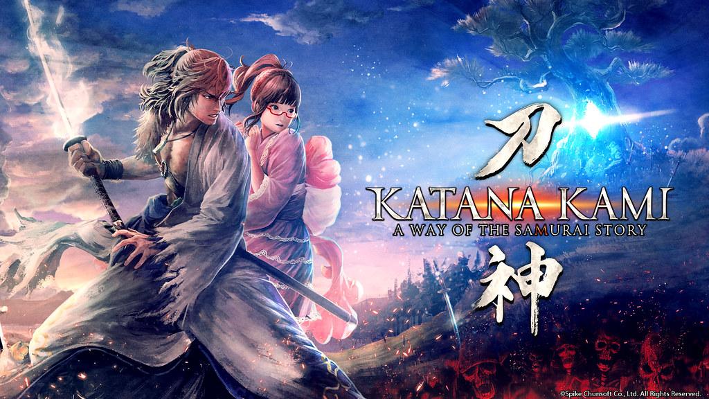 Katana Kami: A Way of the Samurai Story on PS4