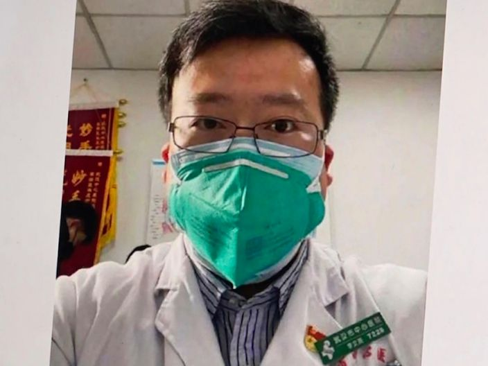 Li Wenliang, the doctor who who got in trouble with authorities in the communist country for sounding an early warning about the coronavirus outbreak died Friday, February 7, 2020, after coming down with the illness.