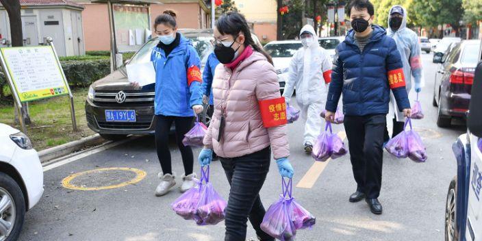 Wuhan in lockdown 15