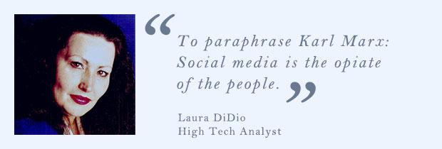 Laura DiDio, High Tech Analyst