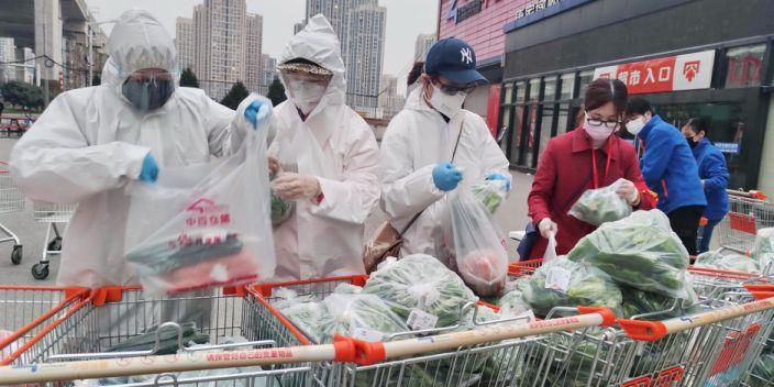 Wuhan on lockdown 8