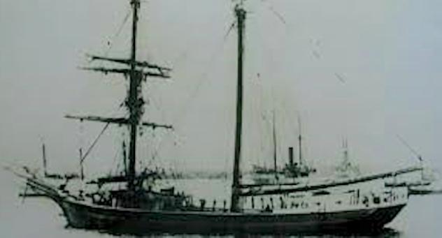 Mary Celeste ghost ship 1872
