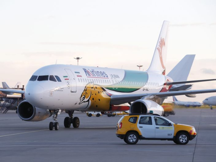 ATA Airlines Airbus A320
