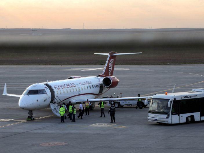 Fly Baghdad Bombardier CRJ 200