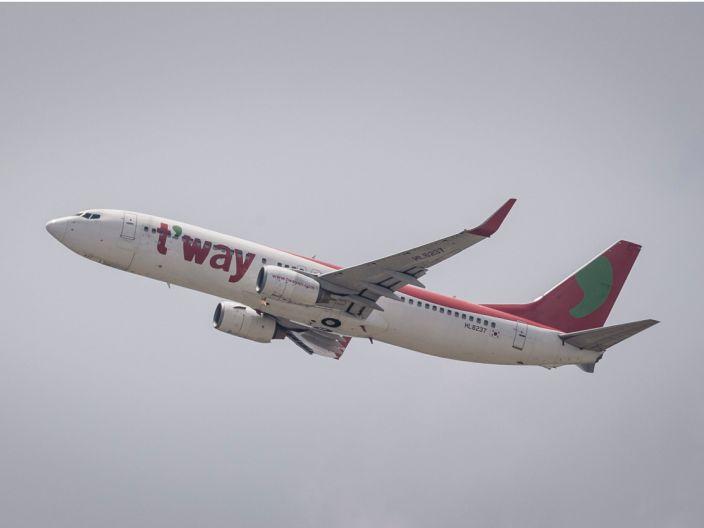 T'Way Air Boeing 737