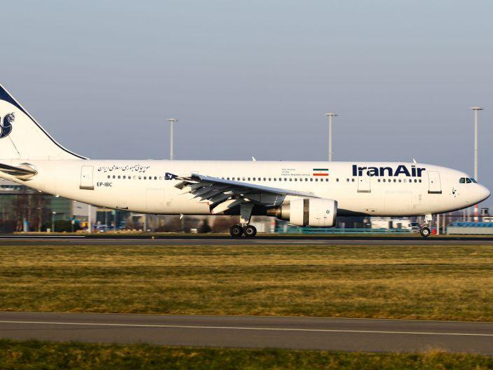 Iran Air A300.