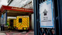 King's College Hospital in  south London has been scaling up for the outbreak.