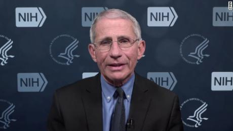 Fauci says Trump agreed not to invoke a strict quarantine after intensive White House discussions