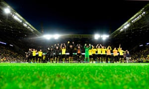 Dortmund are among the top German clubs whose players have all taken temporary cuts of varying degrees to help lower-paid employees