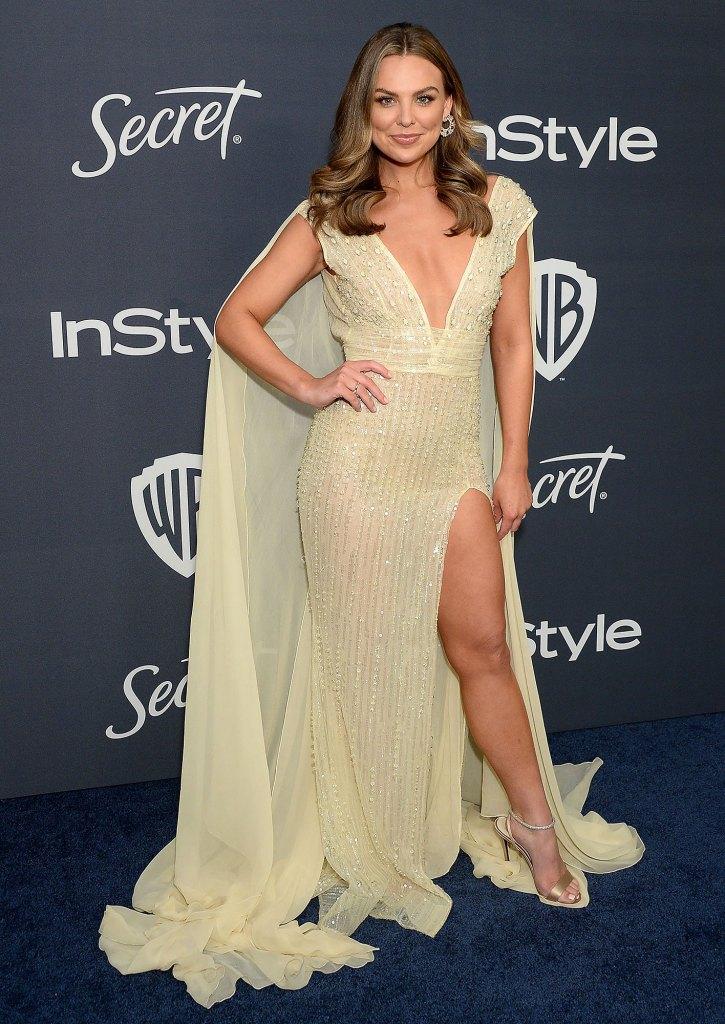 Hannah Brown Golden Globes Bachelorette NSFW Card Game