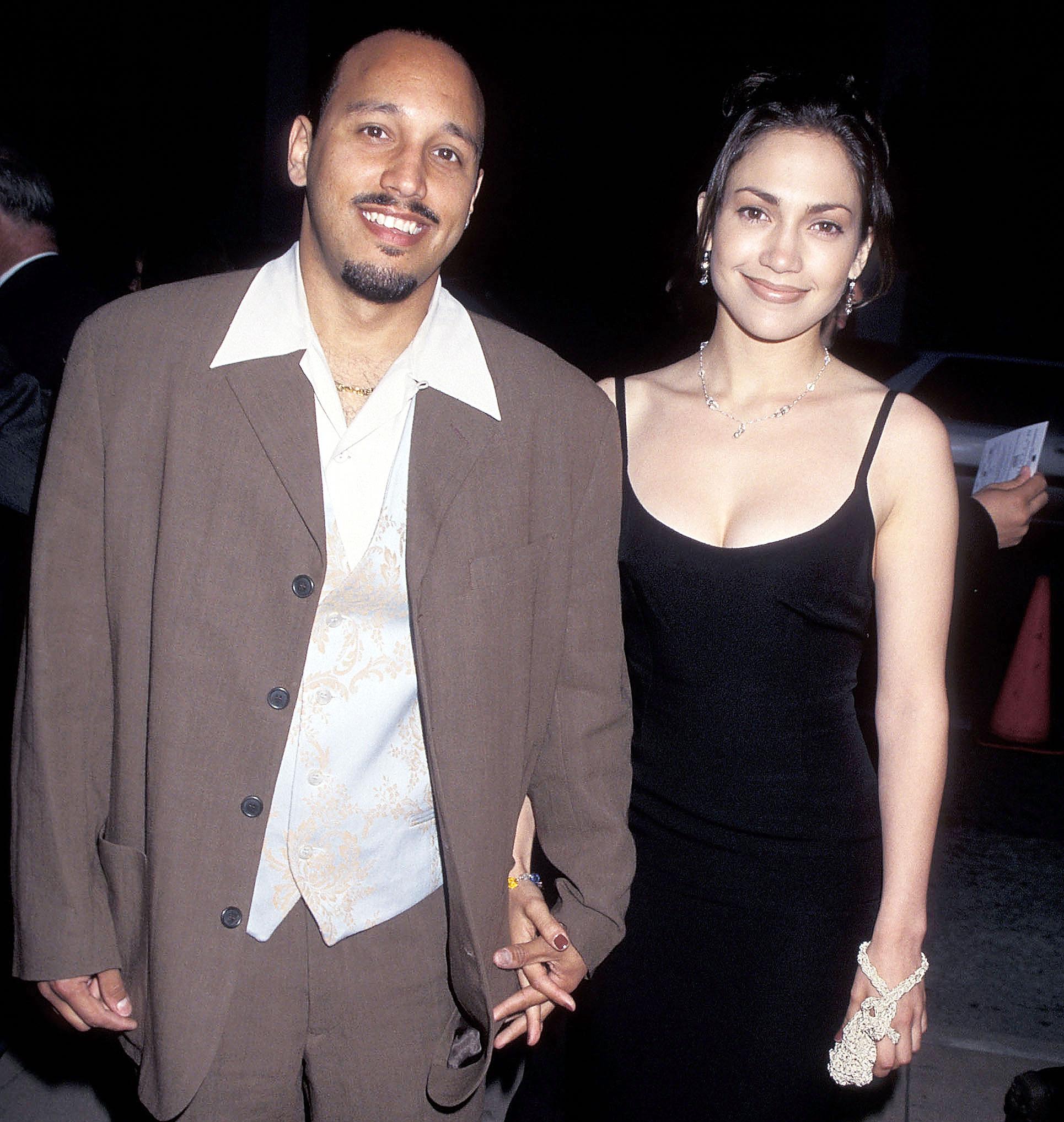 Jennifer Lopezs High School Boyfriend David Cruz Dead at Age 51