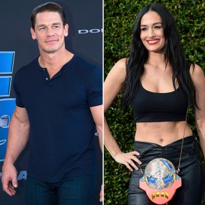 John Cena Received Editing Rights Nikki Bella Upcoming Memoir