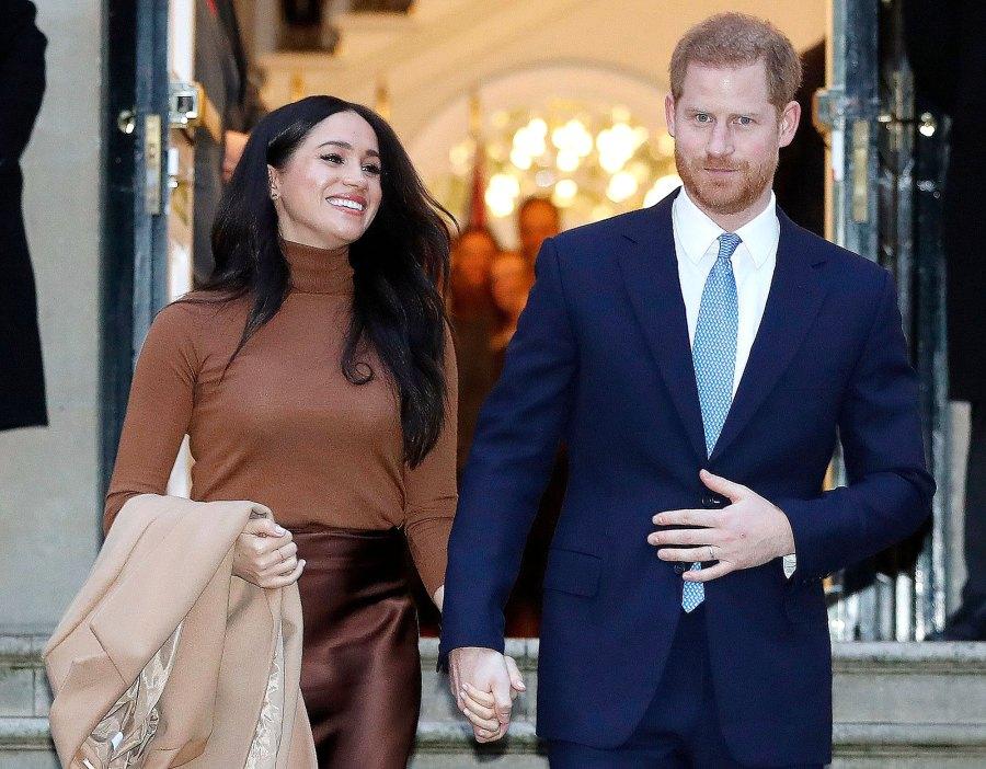 Meghan Markle and Prince Harry Suits Nickname
