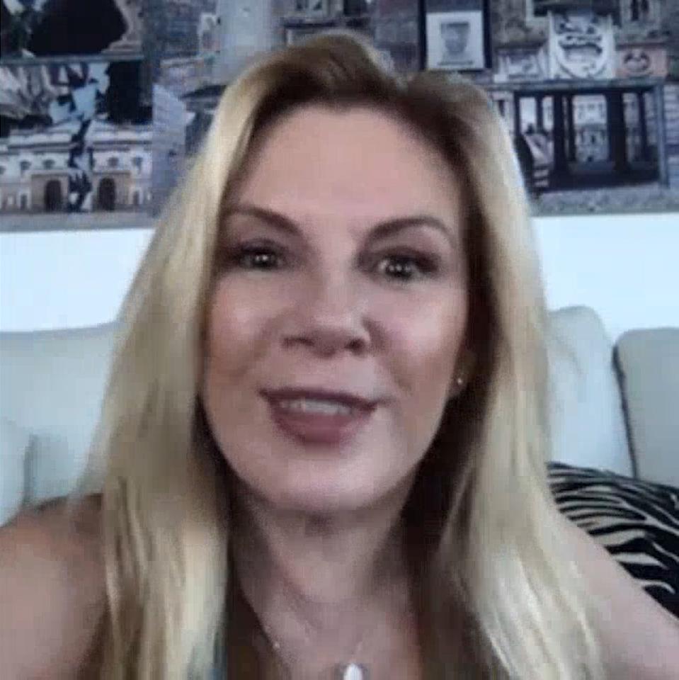 Ramona Singer On Quarantining With Ex Mario 2