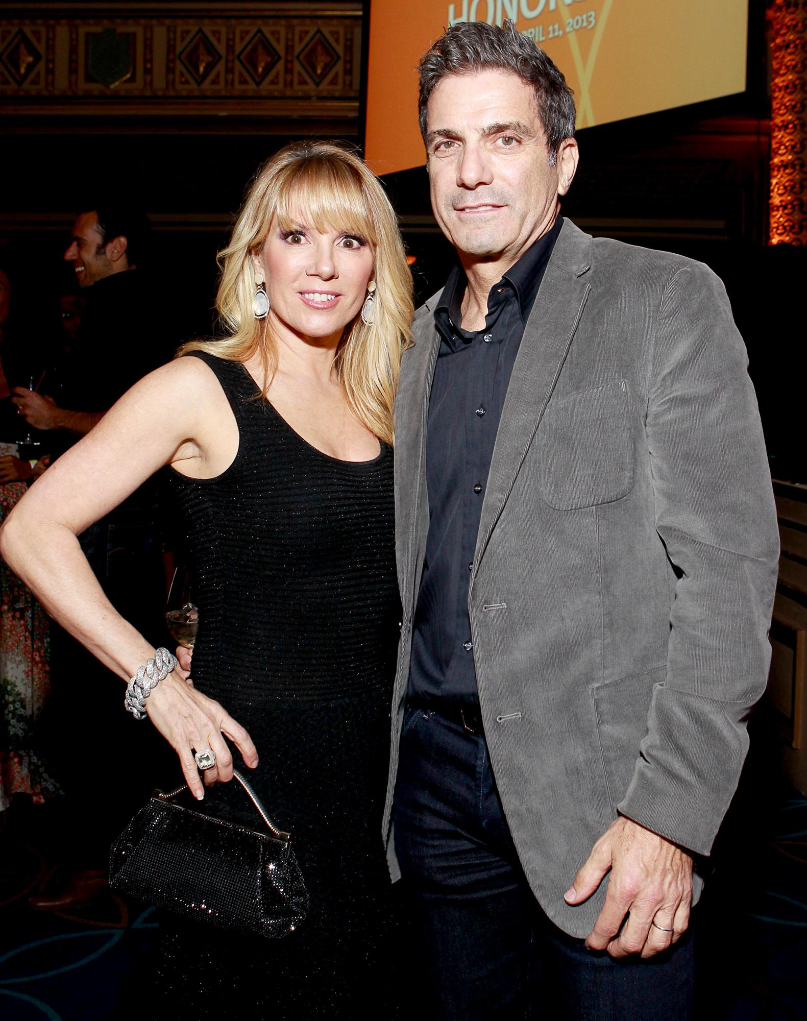 Ramona Singer On Quarantining With Ex Mario