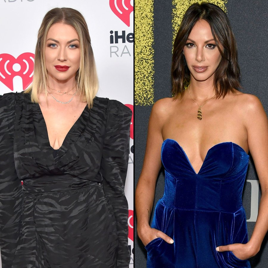Stassi Schroeder Calls Her Twitter Feud With Kristen Doute Stressful