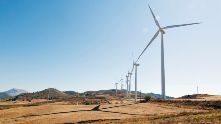 All over Europe, renewable installations are often located in protected areas