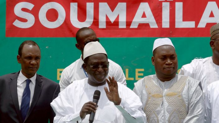 Soumaïla Cissé ran for president in 2018