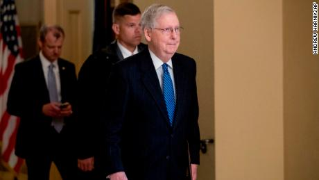 McConnell: Impeachment trial 'diverted' attention from coronavirus crisis in China