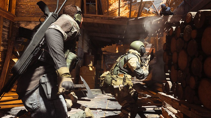 Call of Duty: Modern Warfare's Season 3 on PS4