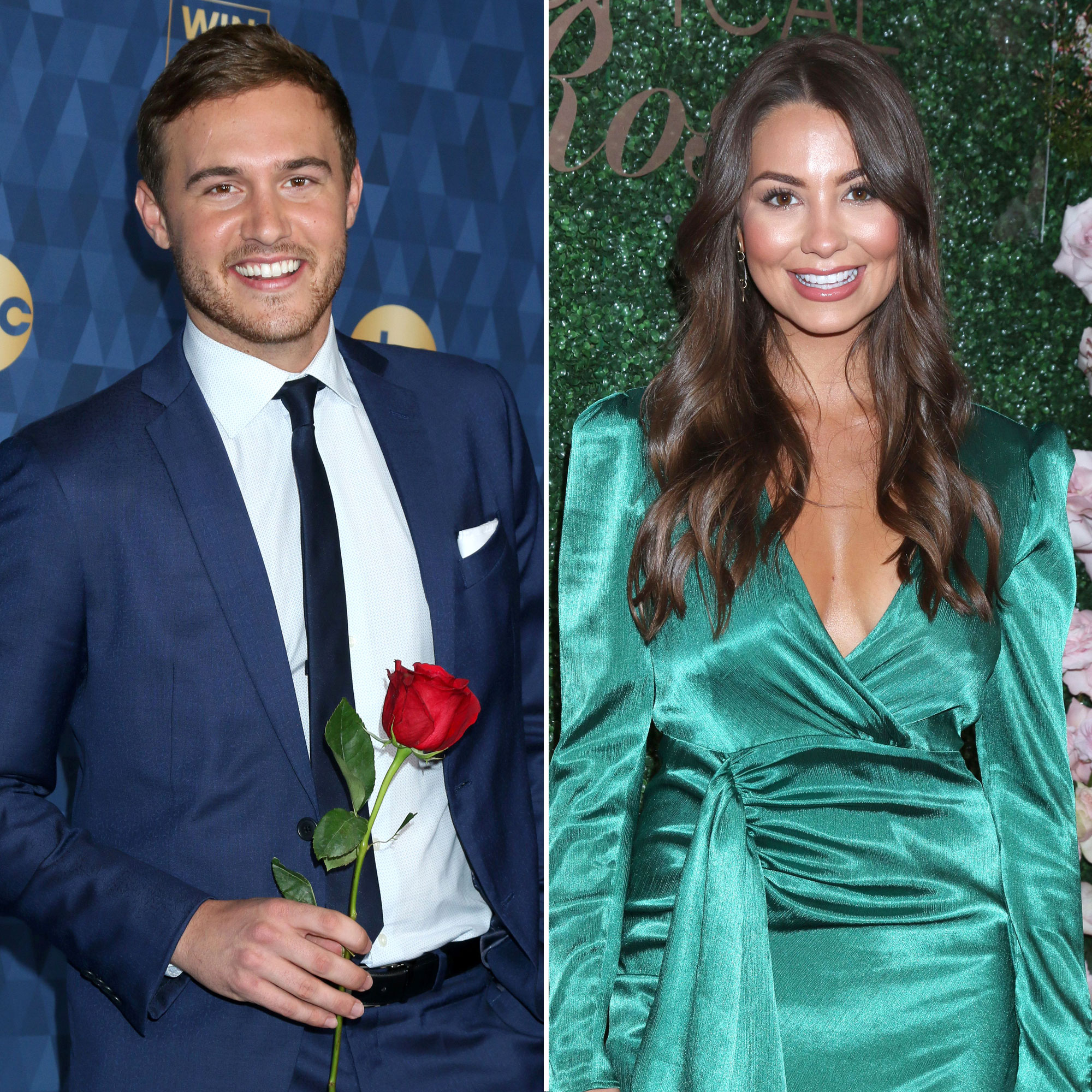 Bachelor Peter Weber Breaks His Silence on Kelley Flanagan Dating Rumors