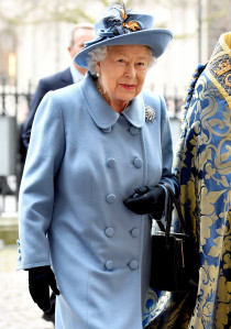 Queen Elizabeth II Honors Healthcare Workers Fighting Coronavirus World Health Day