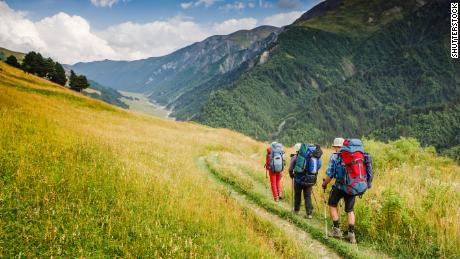 Spending time in nature boosts health, study finds