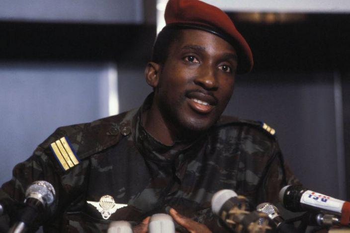 Thomas Sankara is regarded by many as a pan-African hero