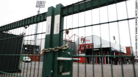Chaos beckons as European soccer season is devastated by coronavirus pandemic