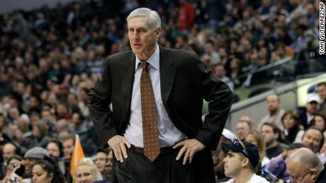 Longtime Utah Jazz head coach Jerry Sloan is dead at 78