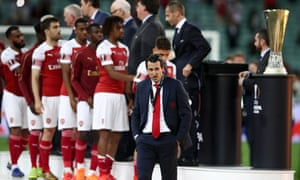 Unai Emery, Europa League final