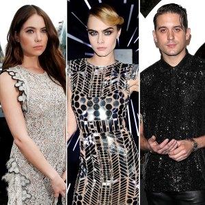 Ashley Benson Acknowledges Cara Delevingne Split G-Eazy Dating Rumors