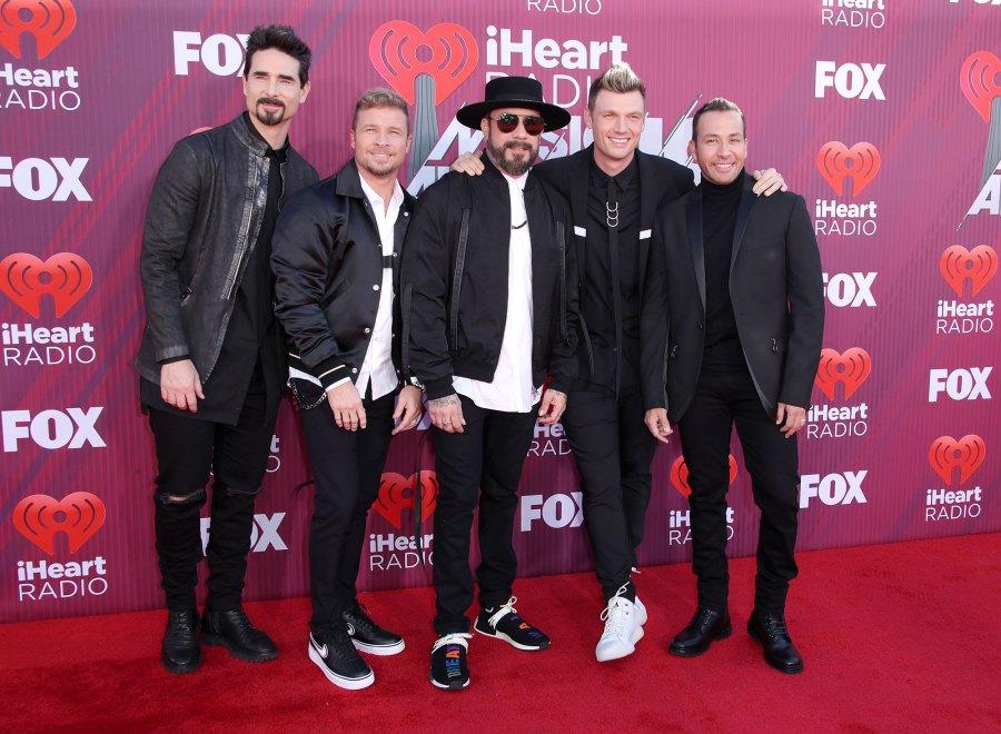 Backstreet Boys - AJ McLean, Kevin Richardson, Brian Littrell, Nick Carter, Howie Dorough Quarantine Confessions