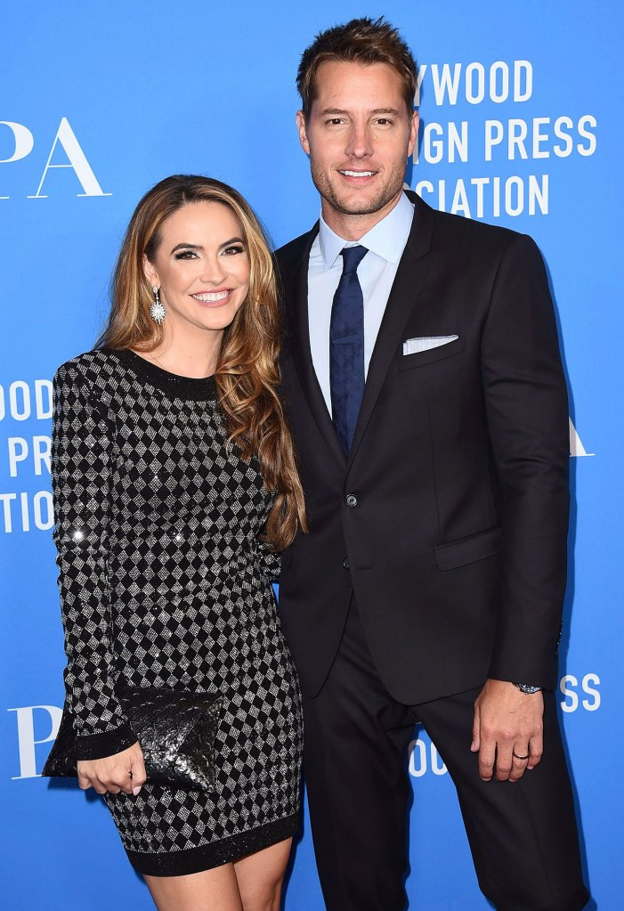 Justin Hartley Spotted Kissing Mystery Woman Amid Chrishelle Stause Divorce