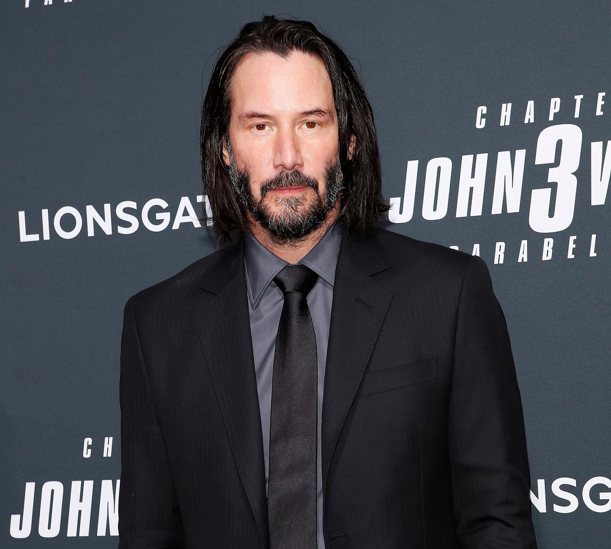 Keanu Reeves Kept Calling John Wick the Wrong Name