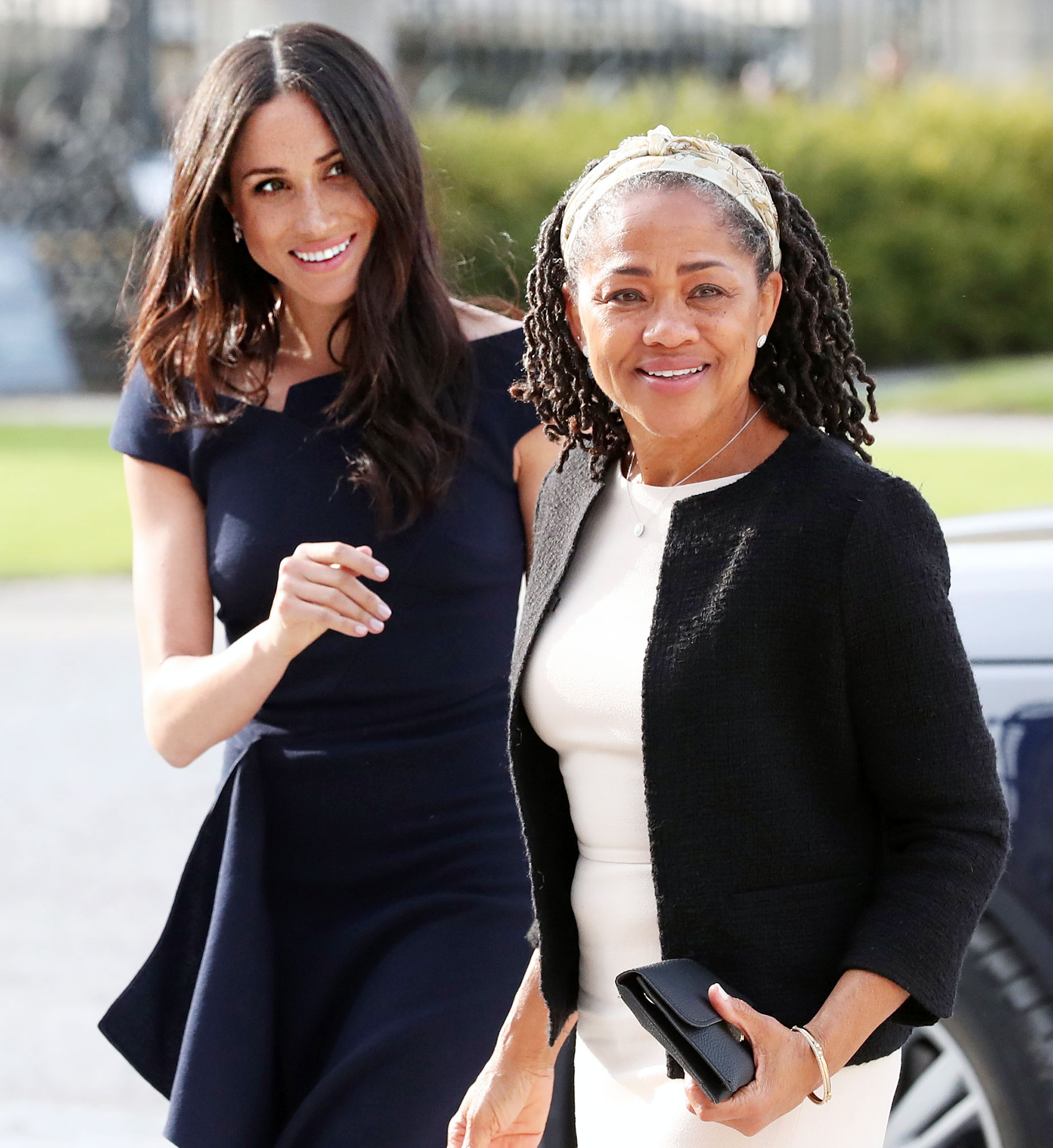 Meghan Markle Has Been Seeing Her Mom Doria Ragland Since Settling Down in Los Angeles