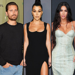 Scott Disick Worries About His Kids After Kourtney and Kim's Fight on 'KUWTK'