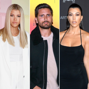 Sofia Richie Addressed 16-Year Age Difference with Scott Disick, Relationship With Kourtney Kardashian Before Split