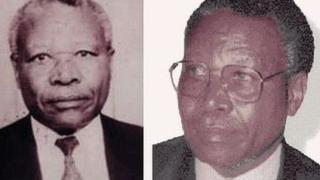 US state department handout photos of Félicien Kabuga