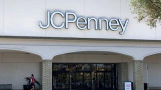 A JC Penney store in California