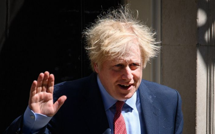 Boris Johnson - Getty
