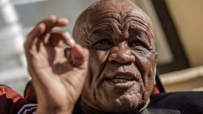 The 80-year-old Thomas Thabane is one of Africa's oldest leaders