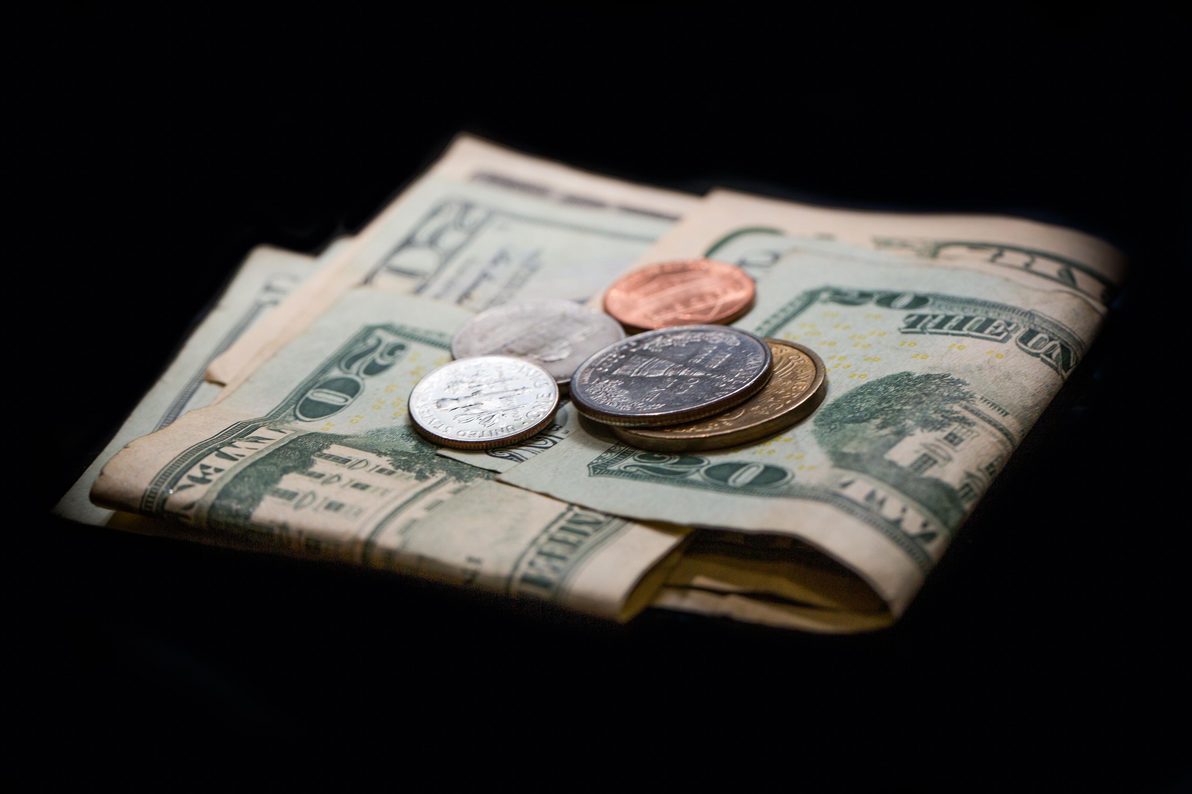 money-bills-wallet-coins-dollars-2