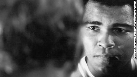 Ali refused to fight Vietnam