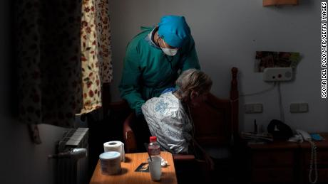 Why Covid-19 took a devastating toll on people in nursing homes
